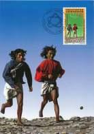 1994 Championnat Du Monde De Football  MiNr 1083 Carte Maximum 123 - Cartes-Maximum (CM)