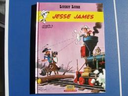 BD - LUCKY LUKE - LUCKY COMICS 2002 - JESSE JAMES - MORRIS / GOSCINNY - LES INDISPENSABLES DE LA BD - Lucky Luke