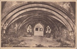 C1900 CLEEVE ABBEY -  CHAPTER HOUSE - England