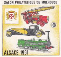 Bloc CNEP N° 13 NEUF** LUXE NON PLIE: Alsace 1991. Cote YT : 12 €.Cote Maury : 13 €. - CNEP