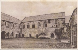 C1900 CLEEVE ABBEY -  THE REFECTORY - England