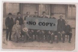 AGON- COUTAINVILLE- ( Manche )   - Le  Conseil  Municipal - France