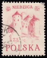 POLAND - Scott #556 Historic Buildings In Pieniny, Niedzica (*) / Used Stamp - 1944-.... Republik