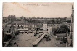 BOURG-ACHARD - La Place Du Marchè - France