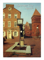 Etats Unis: Lancaster City, Old City Hall And The Lancaster Central Market, Horloge (15-3844) - Lancaster