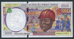 CENTRAL AFRICAN REPUBLIQUE (Central African States) : 5000 Francs  - 1999 -  UNC - Centrafricaine (République)