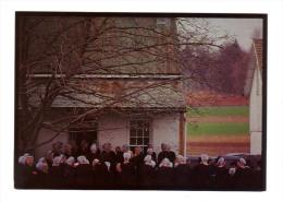 Etats Unis: Lancaster, Amish Seasons, A Sober Gathering (15-3852) - Lancaster