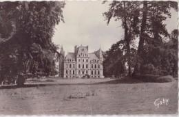 CPSM - Environs De Bourg Achard - BOSGOUET (27) - Colonie De Romainville - Château Et Parc - Frankrijk
