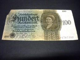 ALLEMAGNE 100 Mark 11/10/1924, Pick N° 178 , GERMANY - [ 3] 1918-1933 : République De Weimar