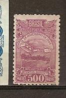 Brazil * & Aereo, Serie Corrente, Santos Dumont 1929-1941(20) - Poste Aérienne