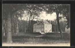 CPA Neung-sur-Beuvron, Le Château, Les Ruaux - Neung Sur Beuvron