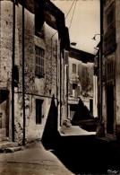 83-LA ROQUEBRUSSANNE..RUE DE LA CHAPELLE..CPSM GRAND FORMAT - La Roquebrussanne