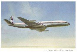 (444) BAOC Comet 4 Jetliner - 1946-....: Moderne