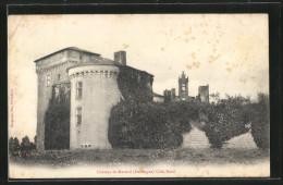 CPA Mareuil, Chateau - Non Classés