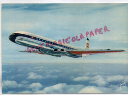 AVIATION - AVION - COMET 4B DE LA BRITISH EUROPEAN AIRWAYS - 1946-....: Era Moderna