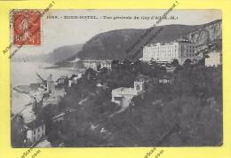 CPA 06  CAP D AIL EDEN Hôtel Voyagée  1908 - Cap-d'Ail