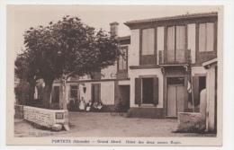 33 GIRONDE - PORTETS Grand Abord, Hôtel Des Deux Soeurs Rapin - France