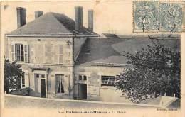 HUISSEAU SUR MAUVES  . LA MAIRIE . - Other Municipalities