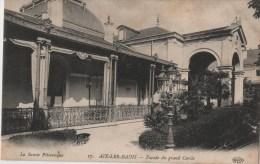 AIX-LES-BAINS-Façade Du Grand Cercle - Aix Les Bains