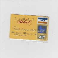 Bank Card  OTOK21 - Cartes De Crédit (expiration Min. 10 Ans)