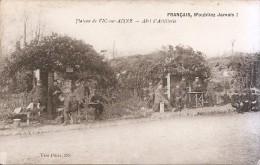 Plateau De Vic Sur Aisne-abri D'artillerie - Guerre 1914-18