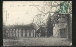 CPA Mauves-sur-Huisne, Chateau De Landres - France
