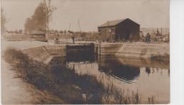 02 - CYS LA COMMUNE / CARTE PHOTO 1918 - Frankrijk