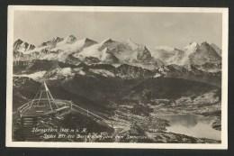 STANSERHORN SPITZE NW Kulm Berneralpen Sarnersee Stans 1934 - NW Nidwalden