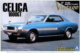 Celica 1600GT 1/24 (  Aoshima ) - Cars