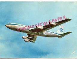 AVIATION - AVION - CLIPPER JET INTERCONTINENTAL DE PAN AMERICAN- 1ER SERVICE JET QUOTIDIEN AU DESSUS DE L' ATLANTIQUE - 1946-....: Era Moderna