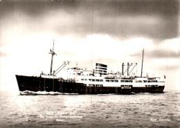 M/S MIDNATTSOL DET BERGENSKE DAMPSKIBSSELSKAP BERGEN CPM - Ferries