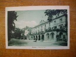 """Cahors , Hôtel De Ville """""""" Carte Animée """""""" - Cahors"""