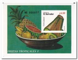 El Salvador 1997, Postfris MNH, Fruit - El Salvador