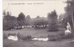 """Cpa-14-villers Sur Mer-villa """"les Mouettes"""" Jardins-edi Gremillet N°80 - Villers Sur Mer"""