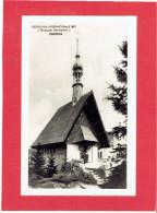 LA SAVOIE EXPOSITION INTERNATIONALE 1937 ORATOIRE GROUPE SAVOYARD CARTE EN TRES BON ETAT - Non Classificati