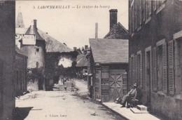 Larochemillay Le Centre Du Bourg - France
