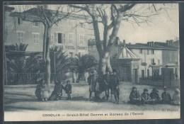 CPA 83 - Cogolin, Grand-Hôtel Cauvet Et Bureau De L'Octroi - Cogolin