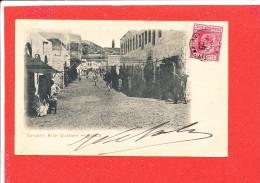 ADEN YEMEN Cpa Animée Tawache Arab Quarters       SDM 1356 - Yémen