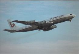 Vliegtuig  Boeing 707-323C  Air Swazi Cargo        Nr 5767 - 1946-....: Moderne