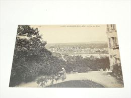 Saint-Germain-en-Laye, Vue Sur Paris, France - Autres