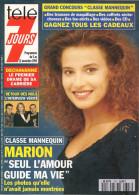 Télé 7 Jours N° 1797 - Semaine Du 5 Au 11 Nov 1994 - Christine Lemler, Henri Salvador, Bernard Lavilliers, Marcel Amont - 1950 - Nu