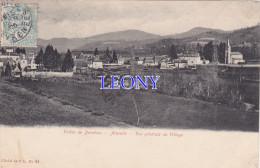 CPA  De ARAMITS    (64) - Vue Générale Du Village - Vallée De BARETOUS - 1905 - CARTE PRECURSEUR - Other Municipalities