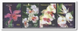 St. Vincent 2003, Postfris MNH, Flowers, Orchids - St.Vincent (1979-...)