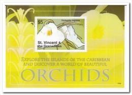St. Vincent 2007, Postfris MNH, Flowers, Orchids - St.Vincent (1979-...)