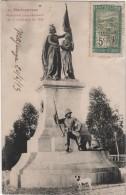 MADAGASCAR Monument Campagne 1895 Coloniale - Madagascar