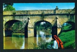 COLOMBIA  -  Bogota  Puente Del Comun    Unused Postcard As Scan - Colombia