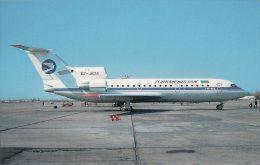 Aviation, Avion Yakolev 42D, Turkmenistan (9468) - 1946-....: Moderne