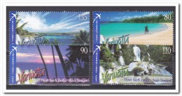 Vanuatu 2005, Postfris MNH, Flowers, Beach, Nature - Vanuatu (1980-...)