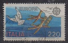 PIA - ITA - 1979 : Europa - (Un 1461 ) - 6. 1946-.. Repubblica