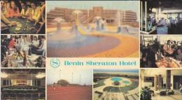 AFRIQUE---BENIN--COTONOU---SHERATON HOTEL---voir 2 Scans - Benin